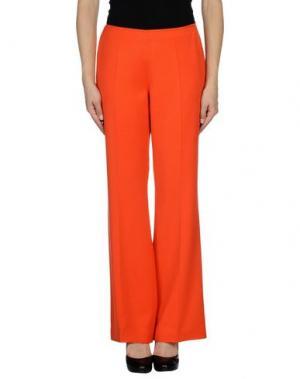 Повседневные брюки COURRÈGES. Цвет: красный