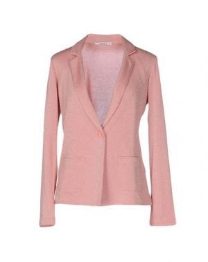 Пиджак KANGRA CASHMERE. Цвет: розовый