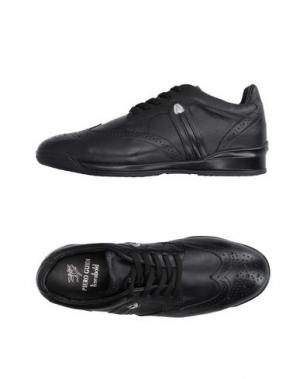 Низкие кеды и кроссовки PIERO GUIDI. Цвет: черный
