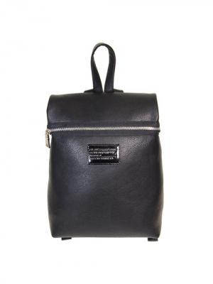 Рюкзак ANTAN. Цвет: черный