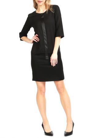 Платье Jones. Цвет: черный