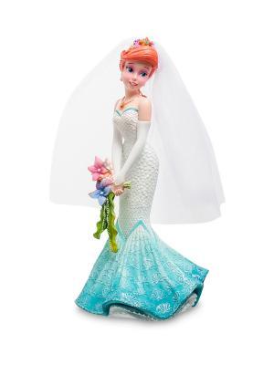 Фигурка Принцесса Ариэль в свадебном платье Disney Showcase. Цвет: красный, зеленый, синий
