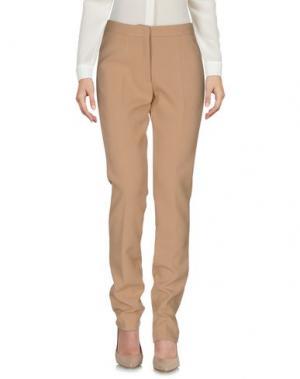Повседневные брюки NATAN. Цвет: верблюжий