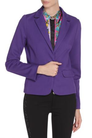 Пиджак Marella. Цвет: фиолетовый
