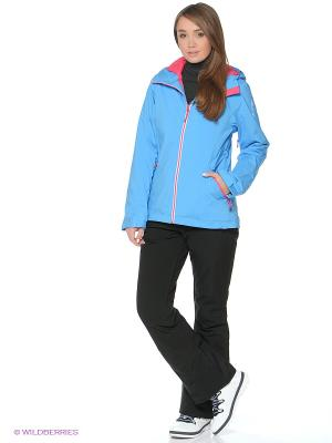 Куртка W SUNDANCE JACKET Helly Hansen. Цвет: синий