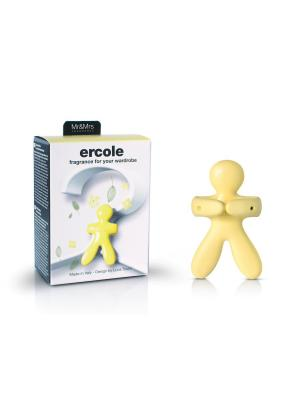 Ароматизатор для гардероба/ERCOLE/желтая пастель/COMFORT WOOD Mr&Mrs Fragrance. Цвет: желтый