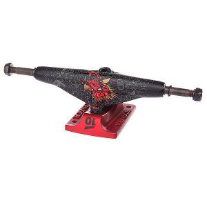 Подвеска для скейтборда 1шт.  Mag Light Lo Daewon 5.25 (20.3 см) Tensor. Цвет: черный,красный