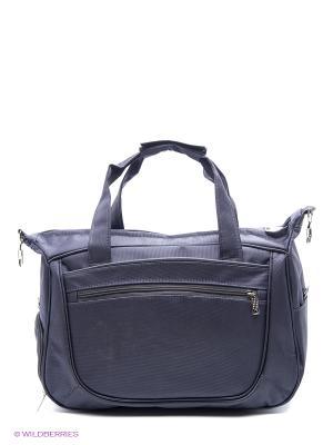 Спортивная сумка UNION. Цвет: темно-серый