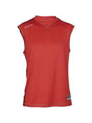Майка спортивная K1X. Цвет: темно-красный