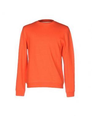 Толстовка FOLK. Цвет: оранжевый