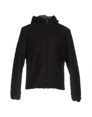 Куртка INDIVIDUAL. Цвет: стальной серый