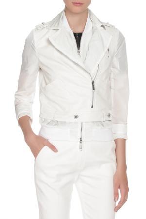 Куртка Gaetano Navarra. Цвет: белый