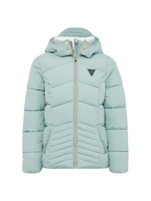 Куртка TOM TAILOR. Цвет: зеленый
