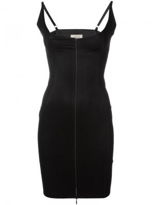 Платье Pagan Murmur. Цвет: чёрный