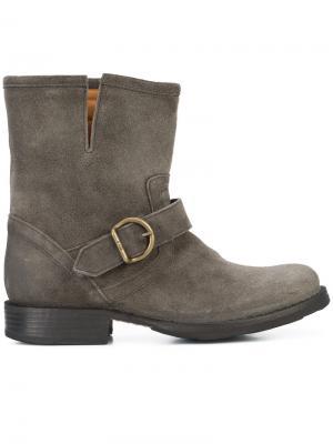 Palio Lavagna boots Fiorentini +  Baker. Цвет: серый