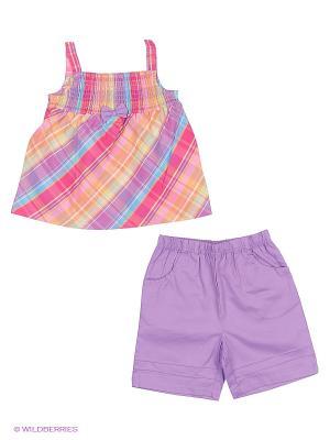 Комплект Cutie Bear. Цвет: фиолетовый, оранжевый, розовый, желтый
