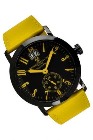 Наручные часы Extro. Цвет: желтый