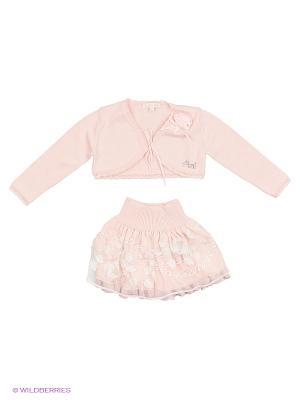 Комплект одежды Piccolo Angelo. Цвет: розовый