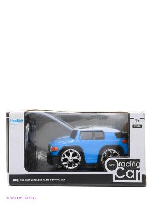 Машинка на радиоуправлении Racing Car, синяя Blue Sea. Цвет: синий