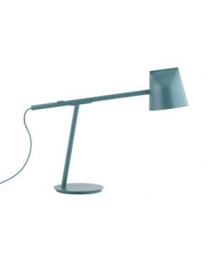 Настольная лампа NORMANN COPENHAGEN. Цвет: цвет морской волны