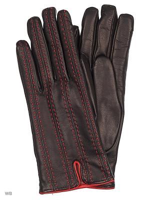 Перчатки MERCEDES-BENZ. Цвет: черный