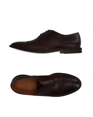 Обувь на шнурках REGAIN. Цвет: какао