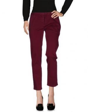Повседневные брюки ..,MERCI. Цвет: бронзовый