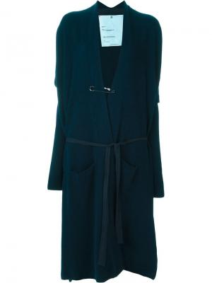 Кардиган No. 1 Extreme Cashmere. Цвет: синий