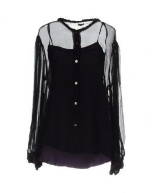Pубашка JUPE by JACKIE. Цвет: темно-фиолетовый