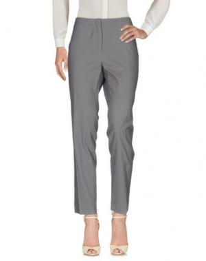Повседневные брюки -A-. Цвет: серый