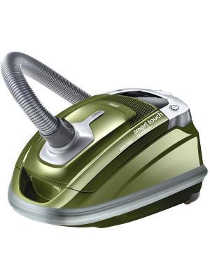 Пылесос Thomas SmartTouch Comfort 2000Вт зеленый. Цвет: зеленый