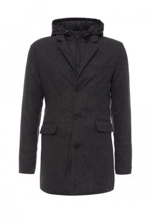 Пальто Medicine. Цвет: серый