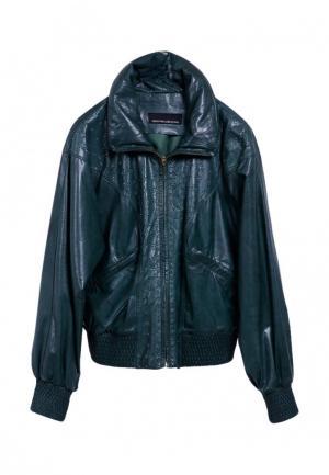 Куртка Albertini Collezione. Цвет: зеленый