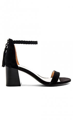 Туфли на каблуке fury Seychelles. Цвет: черный