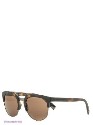 Солнцезащитные очки DOLCE & GABBANA. Цвет: антрацитовый