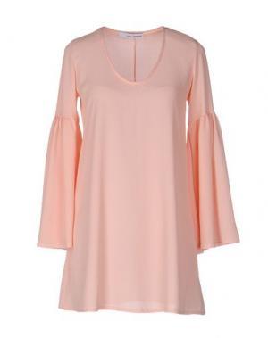 Блузка CHILI PEPPERS. Цвет: розовый