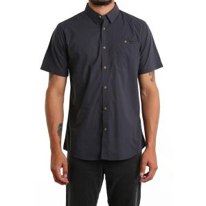 New LUNAR SHORT SLEEVE SHIRT Rusty. Цвет: solid dark sapphire