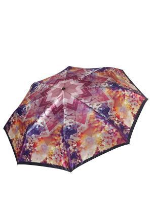 Зонт Fabretti. Цвет: синий, бордовый, желтый