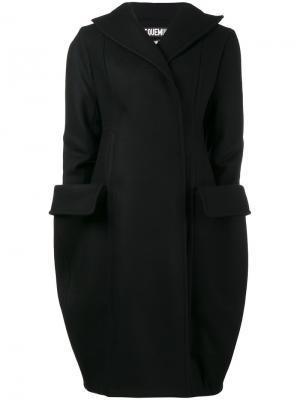 Le Manteau Grandes Poches coat Jacquemus. Цвет: чёрный