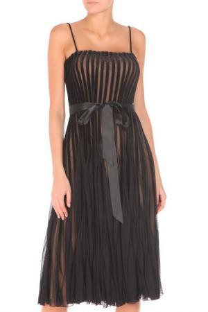 Платье Groupe JS. Цвет: черный, бежевый