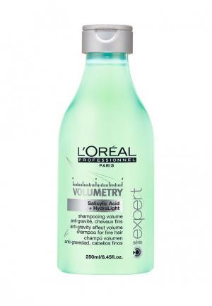 Шампунь для придания объёма LOreal Professional L'Oreal. Цвет: белый