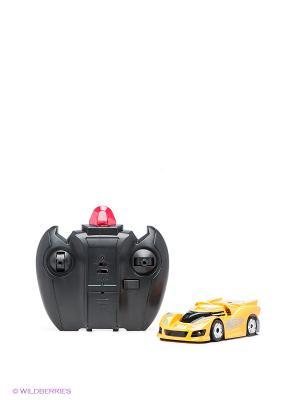 Машина VELD-CO. Цвет: желтый
