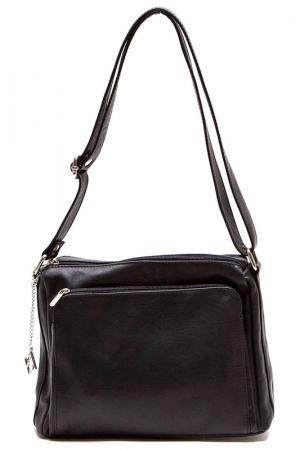 Деловая сумка Isabella Rhea. Цвет: черный