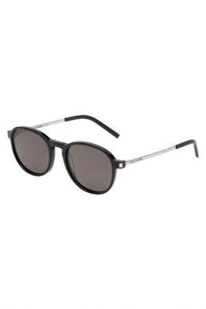 Солнцезащитные очки Saint Laurent Paris. Цвет: 001