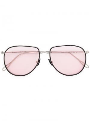 Солнцезащитные очки Beverly Kyme. Цвет: none