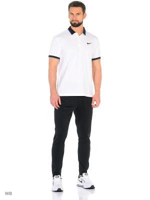 Футболка-поло M NKCT DRY POLO TEAM Nike. Цвет: белый