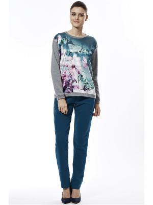 Комплект одежды RELAX MODE. Цвет: лазурный