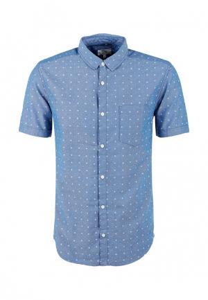 Рубашка Q/S designed by. Цвет: голубой