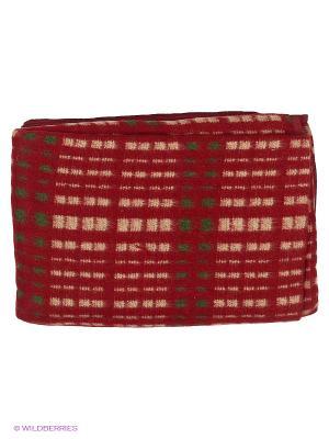 Одеяло Сукно. Цвет: красный, белый