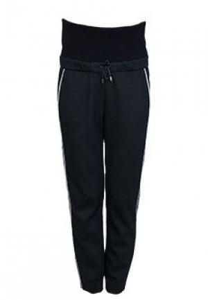 Спортивные брюки ALTER EGO. Цвет: черный